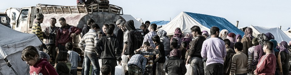 The Syrian Refugee Crisis: A Page That Will Not Turn