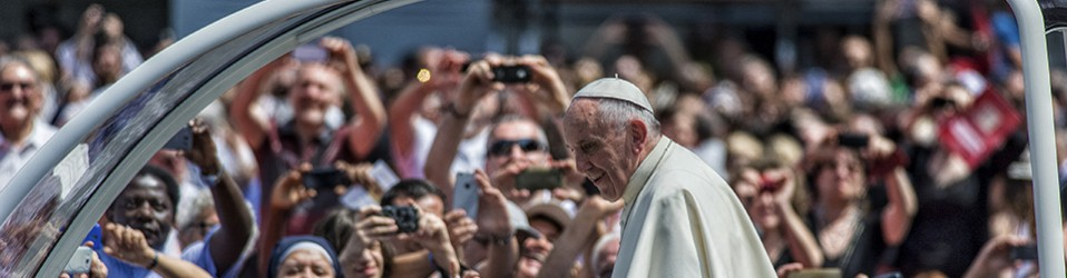 Pope Francis Goes to Lunch . . . and Teaches a Leadership Lesson
