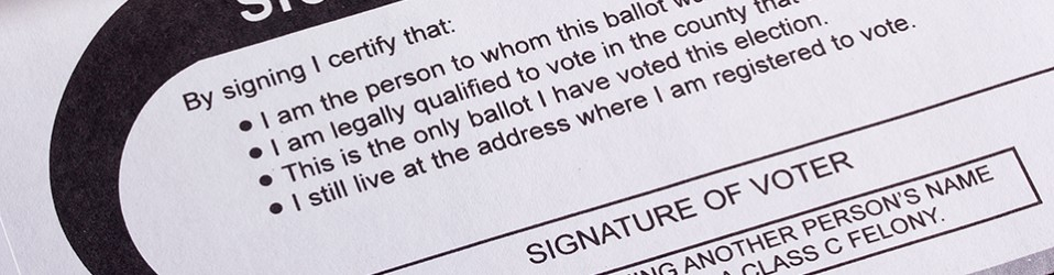 The Likely Persistence of Absentee Ballot Fraud