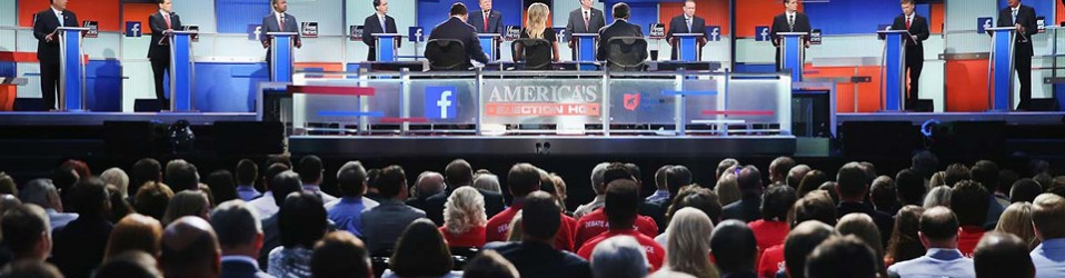 Polling, Debates and the Future of American Presidential Politics: The Mold is Broken